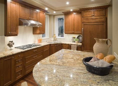 Blaty kuchenne karfil system for Indian italian kitchen